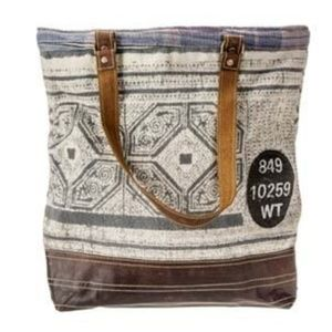 NWT The Turner Handmade bag from the The Barrel